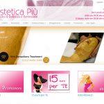 Estetica Più - site