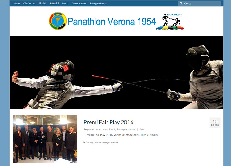 Panathlon Verona