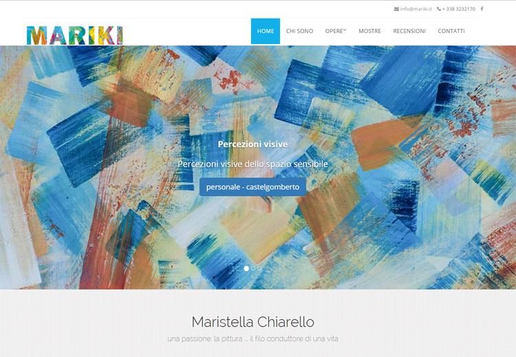 Visita il sito di Mariki