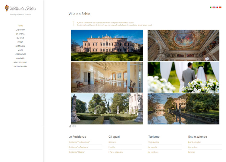 Villa da Schio – Castelgomberto